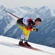 Kaum deutsche Medaillenchancen - Biathletinnen hoffen (Foto)