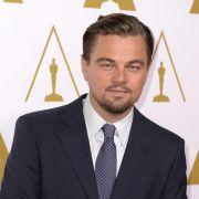 DiCaprio hält sich für einen grauenhaften Sänger (Foto)