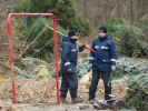 Die Ermittler fanden die Körperteile des Wojciech S. im Umfeld des Foltergebäudes. (Foto)