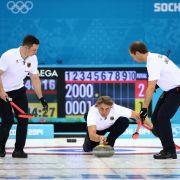 «Furchtbar!» - Curler-Frust nach fünfter Niederlage (Foto)