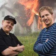 Norweger setzen Trends:Mit «Slow-TV» gegen den Strom (Foto)