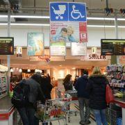 Handel setzt auf «Quengelkassen» - Eltern sollten hart bleiben (Foto)