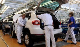 Deutsche Wirtschaft überrascht positiv (Foto)