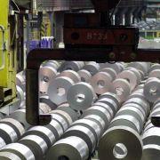 ThyssenKrupp kämpft mit Altlasten:Weiter rote Zahlen (Foto)