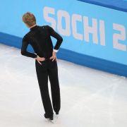 Kritik an Pluschenkos Olympia-Ausstieg in Russland (Foto)