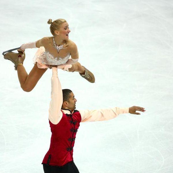 Eiskunstlauf in Sotschi heute live in Stream, TV und Ticker sehen (Foto)