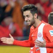2:0 gegen Hannover: Mainz bleibt Europa-League-Kandidat (Foto)