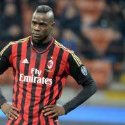 Balotelli schießt Milan zum 1:0-Sieg gegen Bologna (Foto)