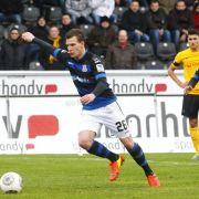 Dezimierter FSV Frankfurt ringt Dresden mit 3:2 nieder (Foto)
