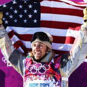 Nur neue Olympia-Helden glänzen für USA (Foto)