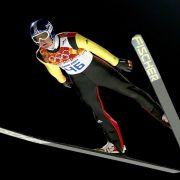 Freund auf Medaillenkurs: 3. bei Halbzeit - Stoch führt (Foto)