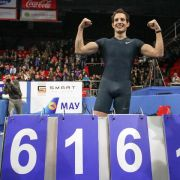 Lavillenie knackt 21 Jahre alten Bubka-Weltrekord (Foto)