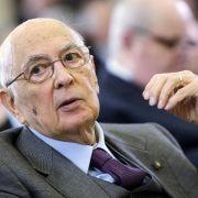 Napolitano lotet Chancen für Neustart in Rom aus (Foto)
