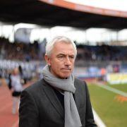 HSVentlässt Trainer van Marwijk - Slomka soll kommen (Foto)