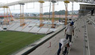 Erfolgreiche Premiere im WM-Stadion in Porto Alegre (Foto)