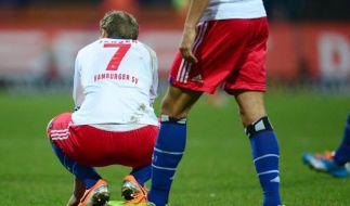 HSV verliert auch bei Schlusslicht Braunschweig (Foto)