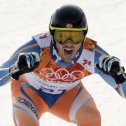 Norweger Jansrud gewinnt Super-G vor Weibrecht (Foto)