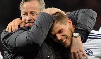 Schalke beißt sich oben fest - Bayer schaut auf Paris (Foto)