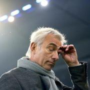 Dialog des Tages: «Morgen noch Trainer des HSV?» (Foto)