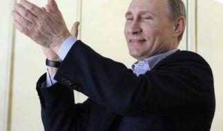 Olympia: «Putins Spiele» lassen Kritiker verstummen (Foto)