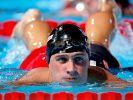 Weltmeister Ryan Lochte auf Rang zwei bei Comeback (Foto)