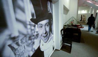 Theatermuseum widmet Peter Alexander große Ausstellung (Foto)