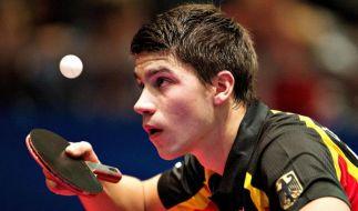 Tischtennis: Franziska bester Deutscher in Kuwait (Foto)