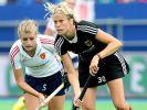 Hockey-Damen gewinnen zweites WM-Testspiel gegen Japan (Foto)