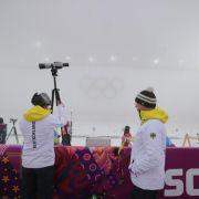 Nach Nebel-Absage: Super-Montag bei den Biathleten (Foto)