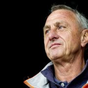 Niederländer Johan Cruyff erhält Auszeichnung der UEFA (Foto)