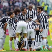 Juventus weiter auf Titelkurs - Auch Neapel siegt (Foto)