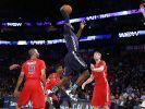 NBA-Allstar-Game: Nowitzki verliert mit West-Auswahl (Foto)