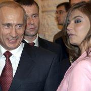 Hat Putin seine Geliebte heimlich geheiratet? (Foto)