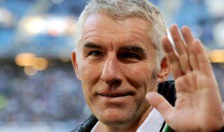 Mirko Slomka ist neuer HSV-Trainer. (Foto)