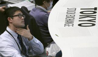 Japans Wirtschaft wächst langsamer als erhofft (Foto)