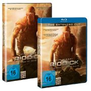 «Riddick» mit Vin Diesel ist seit dem 14. Februar 2014 auf Blu-ray und DVD erhältlich.