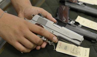 US-Forscher suchen Wege gegen Waffengewalt (Foto)