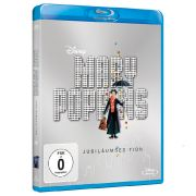 «Mary Poppins» gibt es ab dem 20. Februar 2014 erstmals auf Blu-ray zu bestaunen.