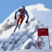 Ski-Star Svindal verzichtet auf weitere Olympia-Rennen (Foto)