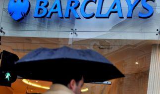 Drei frühere Barclays-Banker im Libor-Skandal angeklagt (Foto)