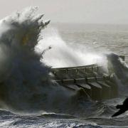 Hochwasser in England: Einschränkungen für Reisende (Foto)