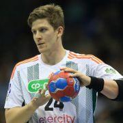 Handballprofi Kárason verlängert in Hannover (Foto)