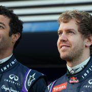 Vettel übernimmt für Red Bull die ersten Testtage (Foto)