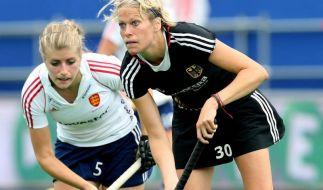 Hockey-Damen gewinnen drittes Länderspiel gegen Japan (Foto)
