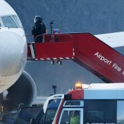 Für Asyl in der Schweiz: Kopilot entführt sein Flugzeug (Foto)