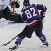Slowakei bei Olympia nicht mehr mit NHL-Stürmer Kopecky (Foto)