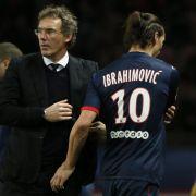 Blanc: «Bayer wird sich auf Ibrahimovic fokussieren» (Foto)