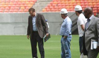 FIFA: Noch keine Entscheidung über WM-Ort Curitiba (Foto)