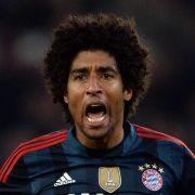 Bayerns Dante droht Gelb-Sperre für das Rückspiel (Foto)
