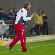 VfB-Präsident: Mit Schneider auch in die 2. Liga (Foto)